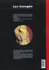 Les enragés t.5 ; héritage - 4ème de couverture - Format classique