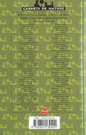 Les champignons des bois et des pres - 4ème de couverture - Format classique
