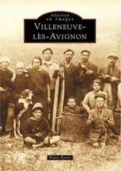Villeneuve-les-Avignon - Couverture - Format classique