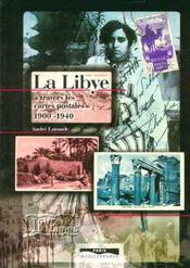 La Libye à travers les cartes postales, 1900-1940 - Intérieur - Format classique