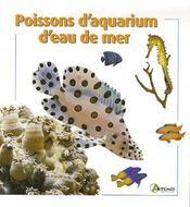 Poissons d'aquarium d'eau de mer - Intérieur - Format classique