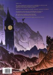 Terra inferno t.1 ; la montagne qui rêve - 4ème de couverture - Format classique