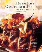 Recettes gourmandes - Couverture - Format classique