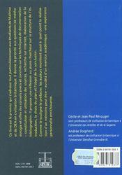 Le Memoire De Civilisation Britanique En Maitrise Et En Dea - 4ème de couverture - Format classique