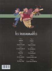 Les innommables t.12 ; au sud-ouest de Moscou - 4ème de couverture - Format classique
