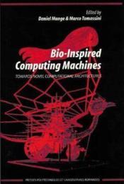 Bio-Inspired Comp.Machine - Couverture - Format classique