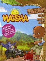 Les Aventures De Maisha - Intérieur - Format classique