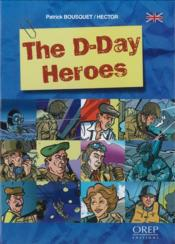 The D-day heroes - Couverture - Format classique