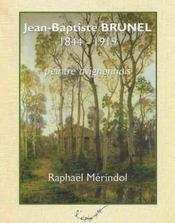 Jean-Baptiste Brunel (1844-1919), Peintre Avignonnais - Intérieur - Format classique