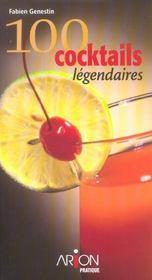 100 cocktails legendaires - Intérieur - Format classique