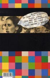 Revue Pylone N.5 - 4ème de couverture - Format classique