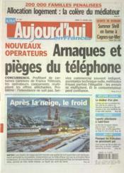 Aujourd'Hui En France N°1153 du 25/01/2005 - Couverture - Format classique