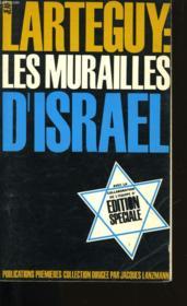 Les Murailles D'Israel. - Couverture - Format classique