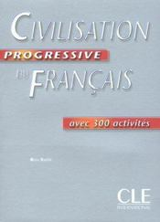 Vente livre :  Civilisation progressive franc  - Ross Steele