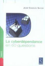 La cyberdépendance en 60 questions - Intérieur - Format classique