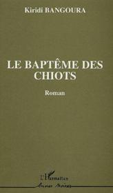 Le baptême des chiots - Couverture - Format classique