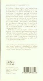 Kaddish Pour L'Enfant Qui Ne Naitra Pas - 4ème de couverture - Format classique