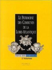 Coffret Patrimoine Des Communes De La Loire - Couverture - Format classique