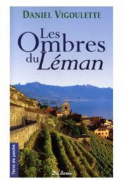 Ombres Du Leman (Les) - Couverture - Format classique