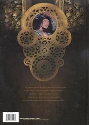 Merlin t.1; la colère d'Ahès - 4ème de couverture - Format classique
