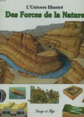 Des Forces De La Nature - Couverture - Format classique