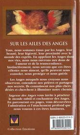 La Guerison Des Anges - 4ème de couverture - Format classique