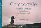 Compostelle chemin spirituel - Intérieur - Format classique