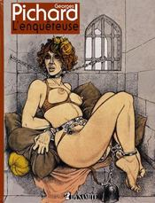Vente  L'enquêteuse  - Georges Pichard