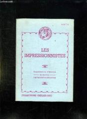 Les Impressionnistes. 10 Reproductions D Oeuvres De Maitres . - Couverture - Format classique