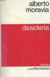 Desideria. - Couverture - Format classique