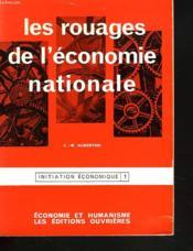 Les Rouages De L'Economie Nationale - Couverture - Format classique