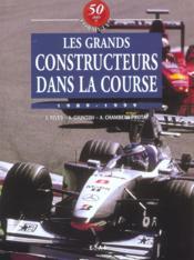 Vol.5 : Les Grands Constructeurs 1989-2000 - Couverture - Format classique