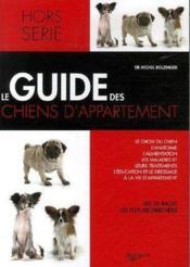 Les chiens d'appratement - Couverture - Format classique