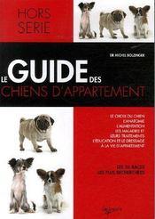 Les chiens d'appratement - Intérieur - Format classique