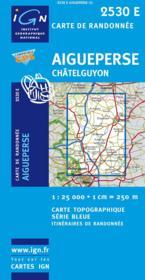 Aigueperse Châtelguyon - Couverture - Format classique