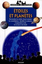 Les etoiles et planetes - Couverture - Format classique