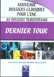 Dernier tour - Intérieur - Format classique