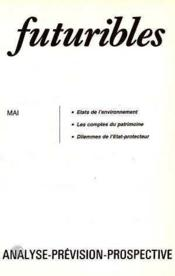 Futuribles No55 Mai 1982 - Couverture - Format classique
