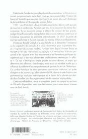 L'affaire sacco et vanzetti - 4ème de couverture - Format classique