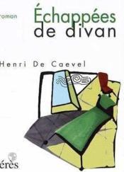 Echappees De Divan - Couverture - Format classique