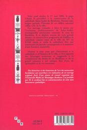 La Cathedrale Saint-Andre, Reflet De Neuf Siecles D'Histoire Et De Vi Es Bordelaises - 4ème de couverture - Format classique