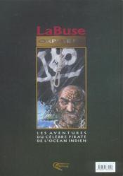 La Fin De La Buse - 4ème de couverture - Format classique