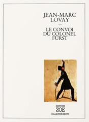 Le convoi du colonel Fürst - Couverture - Format classique