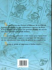 Petit Guide Illustre De La Bande Dessinee - 4ème de couverture - Format classique