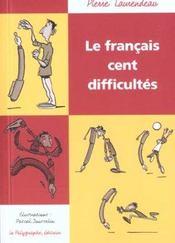 Francais Cent Difficultes - Intérieur - Format classique