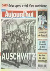 Aujourd'Hui En France N°1155 du 27/01/2005 - Couverture - Format classique