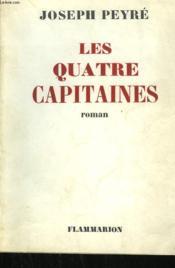 Les Quatre Capitaines. - Couverture - Format classique
