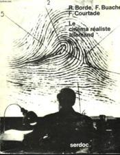 Le Cinema Realiste Allemand - Couverture - Format classique