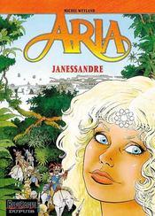 Aria t.12 ; Janessandre - Intérieur - Format classique