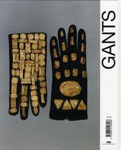 Gants - 4ème de couverture - Format classique